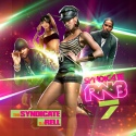 Syndicate R&B 7 mixtape cover art