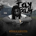Tay Baby - #ThugLifeItIs mixtape cover art