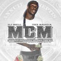 Tez Banga - M.C.M (Mostly Counting Money) mixtape cover art