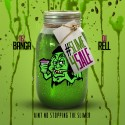 Tez Banga - #Slime4Sale  mixtape cover art