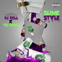 Tez Banga - Slimestyle mixtape cover art