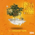 The Orange Tape mixtape cover art