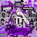 ThrowedBoy Rambo - The Unherd Of mixtape cover art