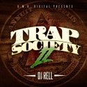 Trap Society 2 mixtape cover art