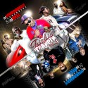 Trickin & Trappin 4 (Trickin Side) mixtape cover art