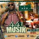 Troub - 441 Musik mixtape cover art