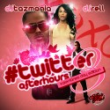 #TwitterAfterHours3 mixtape cover art