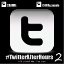 #TwitterAfterHours 2 mixtape cover art