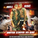 United States Vs GSC mixtape cover art