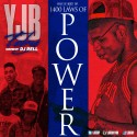 YJB Toby - 1400 Laws Of Power mixtape cover art