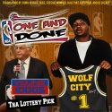 Young 1000 - One And Done (The Lottery Pick) mixtape cover art
