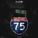 Interstate 75 mixtape cover art