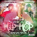 Top 25 Real Hip-Hop Joints, Vol. 1 mixtape cover art