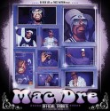 Mac Dre - Official Tribute mixtape cover art