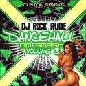 Dancehall On Smash, Vol. 3 mixtape cover art