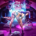 The Twerk Tape (Hosted By Jane Doe) mixtape cover art