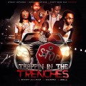 Trappin In The Trenches mixtape cover art