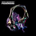 Bison & Squareffekt - Passengers/Neon Lights EP mixtape cover art