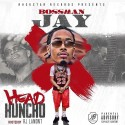 Bossman Jay - Head Huncho mixtape cover art