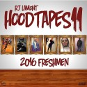 Hood Tapes 11 mixtape cover art