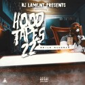 Hood Tapes 22 mixtape cover art