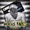 Hood Tapes 6 (Hosted By Young Roc) mixtape cover art