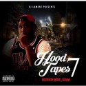 Hood Tapes 7 (Hosted By Dex Osama) mixtape cover art