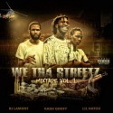Kash Goofy & Hatch - We Da Streets mixtape cover art