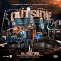Ali Kulture - The World Outside mixtape cover art