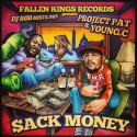 Young Champ & Project Pat - Sack Money The Mixtape mixtape cover art