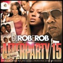 Afterparty 15 mixtape cover art