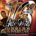 Afterparty 16 (Hosted by Webstar) mixtape cover art