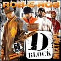 The Official D-Block Mixtape mixtape cover art