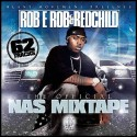 The Official Nas Mixtape mixtape cover art