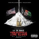 AK Da Savage - Trapistan (The Vixtape) mixtape cover art