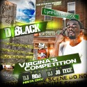 D Black - Virginia's Competition mixtape cover art