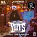 Intertstate Snake - YOTS (Year Of The Snake) mixtape cover art
