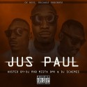 Jus Paul - Jus Paul mixtape cover art
