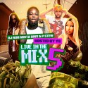 Live In The Mix 5 (Hosted By YG) mixtape cover art