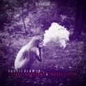 Kurtis Blow Jr. - Champagne Dreams & Purple Clouds mixtape cover art