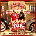 B.H.F - B.U.M.M Talk mixtape cover art