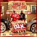 B.H.F - B.U.M.M Talk mixtape cover art