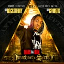 Quan Da Don - Preach To The Streets mixtape cover art