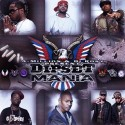 Dipset Mania (Hosted by A-Million) mixtape cover art