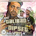 Taliban Grams Dipset Jets, Vol. 2 mixtape cover art