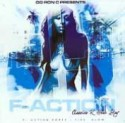 F-Action 45 mixtape cover art