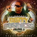 Dirty Business, Vol. 3 mixtape cover art