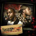 The Homicide Files, Part 2 (Hosted by The Clipse) mixtape cover art