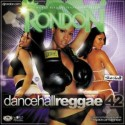 Dancehall Reggae, Vol. 42 mixtape cover art