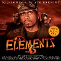 All Elements, Vol. 6 (Hosted By Jaz-O) mixtape cover art